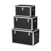 All Home Banto 3 Piece Storage Trunk Set
