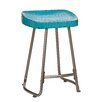 All Home Barbel Metal Decorative Stool
