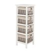 All Home Mesa 4 Drawer Chest
