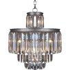 All Home Kristall-Kronleuchter Art Deco