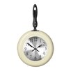 All Home Frying Pan Wall Clock