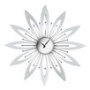 All Home 50cm Flower Wall Clock