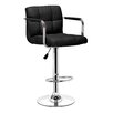 All Home Swivel Adjustable Bar Stool (Set of 2)