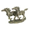 All Home Skulptur Double Horse