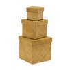 All Home 3-tlg. Aufbewahrungsboxen-Set