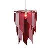 All Home 28 cm Lampenschirm aus Acrylglas