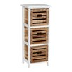All Home Portsmouth 3 Drawer Chest of Drawers