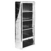 All Home Aviator Tall Wide 179cm Standard Bookcase