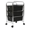 All Home Utility Cart with 3 Drawers