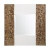 All Home Tali Square Wall Mirror