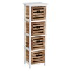 All Home Portsmouth 4 Drawer Chest of Drawers