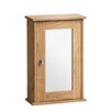 All Home Rhyla 34cm x 53cm Surface Mount Mirror Cabinet