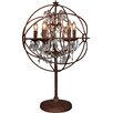 All Home Twig Sphere 77cm Table Lamp