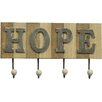 All Home Hope Wall Mounted Coat Rack