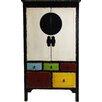 All Home Tongariro 2 Door Cabinet