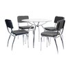 All Home Colorado Dining Table and 4 Chairs