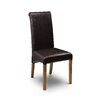 All Home Havana Solid Hardwood Upholstered Dining Chair