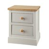 All Home Mijas Night Stand with 2 Drawers