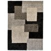 All Home Tribal Grey Area Rug
