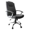 All Home High-Back Faux Leather Excutive Office Chair