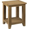 All Home Oliver Oak Side Table