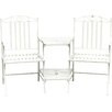 All Home Megrez 2 Seater Steel Love Seat