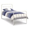 All Home Ascot Single Wrought Iron Bed
