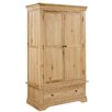 All Home Loggia 2 Door Wardrobe