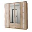 All Home Duo 4 Door Wardrobe