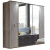 All Home Kos 5 Door Wardrobe