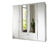 All Home Leccia 4 Door Wardrobe
