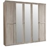 All Home Boues 5 Door Wardrobe