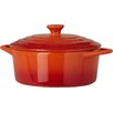 All Home Oven Love 1.4L Stoneware Round Casserole