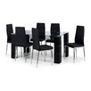 All Home Greenwich Dining Table and 4 Chairs