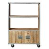SIT Möbel Roadies 145cm Bookcase
