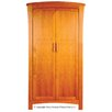 All Home Moredun 2 Door Wardrobe