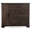 All Home Abna 4 Drawer 1 Door Cabinet