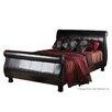 All Home Mandarin Upholstered Bed Frame