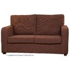 All Home Airlie 2 Seater Fold Out Sofa Bed
