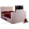 All Home Vivaldi Upholstered TV Bed
