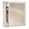 Homestead Living Herran 2 Door 181cm Wardrobe