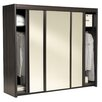 Homestead Living Herran 3 Door Wardrobe