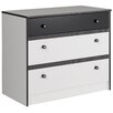 Homestead Living Acasa 3 Drawer Chest of Drawers