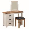 Homestead Living Fertos 3 Drawer Dressing Table Set