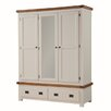 Homestead Living Fertos 3 Door Wardrobe