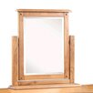 Flutet Rectangular Dressing Table Mirror