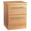 Homestead Living Brandon 2 Drawer Bedside Table