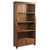 Homestead Living Saporita Tall Wide 180cm Standard Bookcase