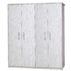 Homestead Living Hewets 4 Door Wardrobe