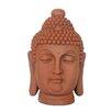 Homestead Living Statue Buddha Head